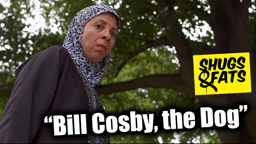 Bill_Cosby_the_Dog